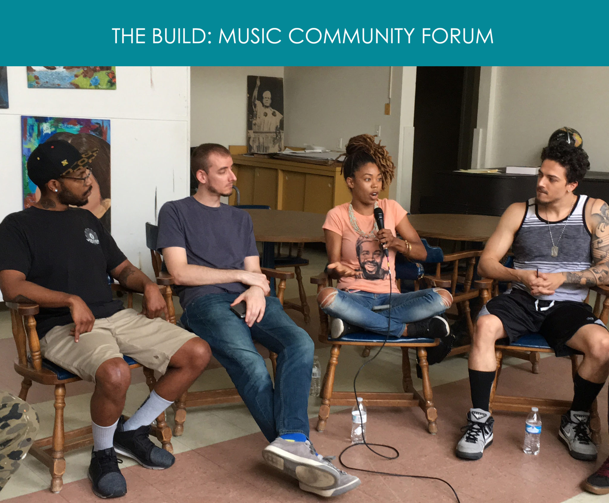 The Build: Music Community Forum