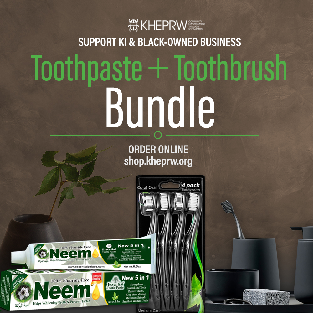 Toothpaste + Toothbrush Bundle