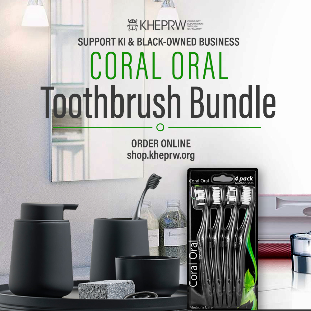 Coral Oral Toothbrush Bundle